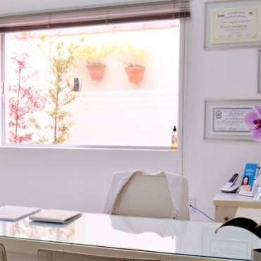 sala do consultório
